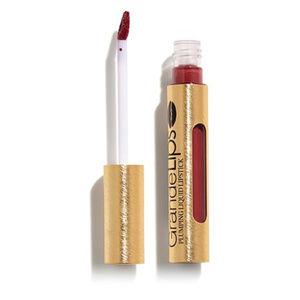GrandeLips Smoked Sherry Matte Liquid Lipstick NWT